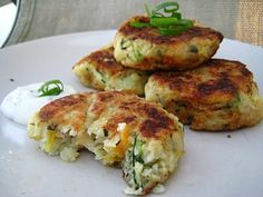 Smoked Fish Cakes with Spring Onion and Chive « Sam Tan's Kitchen Patti Labelle Recipes, Smoked Fish, Fish Patties, Tan Kitchen, Shrimp Cakes, Learn To Cook, Soul Food, Seafood Recipes, Onion
