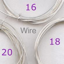 Understanding wire for jewelry making