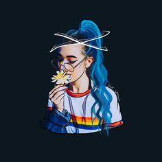 99 Best Instagram Trendy Cartoon Images Instagram Cartoon Girls
