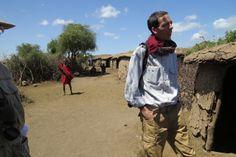 POR TIERRA POR LA TIERRA: Los Masai