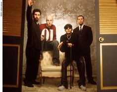system of a down image