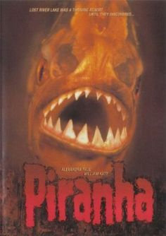 Piranha (1995) (TV) -- Director:  Scott P. Levy -- Tagline: Lost River Lake was a thriving resort... Until they discovered... -- Original Music by  Christopher Lennertz -- Cast: William Katt, Alexandra Paul, Monte Markham,  Mila Kunis, Darleen Carr, Soleil Moon Frye, Kehli O'Byrne, James Karen,  Leland Orser, Chelsea Madison-Ciu, Lorissa McComas