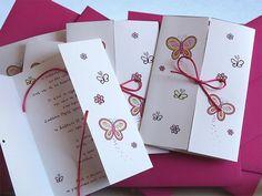 Προσκλητηριο Πεταλουδα Shower Party, Baby Shower Parties, Butterfly Baby Shower, Baby Shower Games, Christening, Gift Wrapping, Invitations, Twins, Gifts
