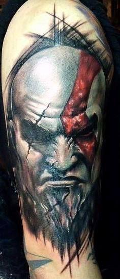 Oliver Zilahy | Kazincbarcika, Hungary | Troll Tattoo Studio | Guest Spot Tattoostudio Nadelwerk/Austria CHECK OUT THE INTERVIEW: http://www.skin-artists.com/interview-with-oliver-zilahy.htm