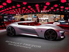 The 22 hottest cars at the 2016 Paris Motor Show.