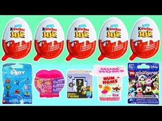 NEW Surprise Eggs For Kids - Rainbow Spiderman Colors Peppa Pig Mickey Mouse Funny Toys - YouTube