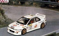 Subaru Impreza WRC 99Rallye Monte Carlo 1999 Panizzi/Panizzi  St.Nr.17