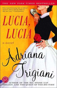 With every book I read by Adriana Trigiani, I fall more in love with her writing, her stories, her settings!  Her stories stay with you, you do not forget them!  An amazing author :)  #58