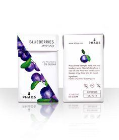 Phaos Nutrient Superfoods (Student Project) on Packaging of the World - Creative Package Design Gallery