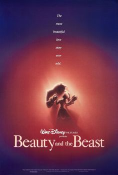 Beauty and the beast theatre original poster