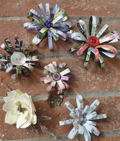 Des fleurs partout et pour tout!