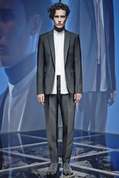Balenciaga Menswear Fall Winter 2014 Paris - NOWFASHION
