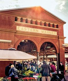 In the comeback-kid city of Detroit, the Eastern Market neighborhood—named for one of the oldest outdoor food emporiums in the country—is among its greatest revivals.