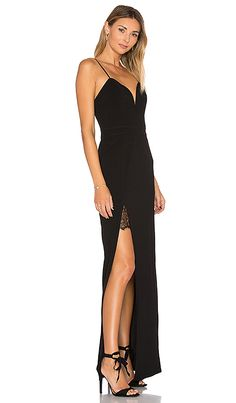 734c1893839  210 for Lovers + Friends Cordoba Maxi Dress in Black at REVOLVE. Free 2-