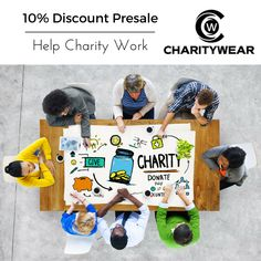 Introducing Charitywear, Find a cause that matters to you most, join us on a year long journey of discovering charities. Help make a change though charity and sustainable eco-friendly clothing. https://youtu.be/jDrRMw_QVi4