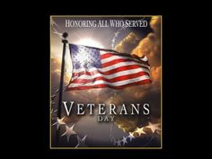 .Our Veterans...Bravo...God Bless Them.