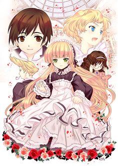 Gosick My first Anime