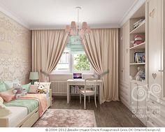 33 идеи дизайна детской комнаты для девочки