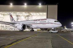 Royal Air Maroc B787 #RAM