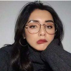 68 Trendy Glasses Makeup Asian Hair – Brille Make-up Asian Glasses, Hipster Glasses, Cute Glasses, Girls With Glasses, Makeup For Glasses, Glasses Outfit, Asian Makeup Tutorials, Makeup Tips, Uzzlang Makeup