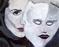 Gudrun's Paintings
