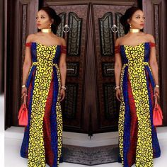 Style Inspiration: Prom Dress, African Prom Dress, African Print Dress, African Clothing , An African Prom Dresses, African Dresses For Women, African Wear, African Attire, African Women, African Style, African Outfits, African Fashion Designers, African Print Fashion