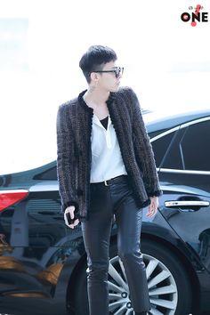 paismom — fckyeahgdragon:   160308 G-Dragon at Incheon...