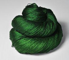 Hey, I found this really awesome Etsy listing at https://www.etsy.com/listing/212110576/kiss-me-im-irish-ooak-silk-lace-yarn