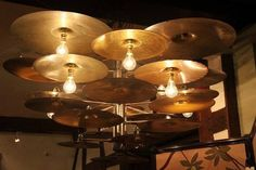 Wish I had done this with my old cymbals what a great idea.