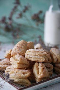 GUDOMLIGA SPRÖDA KESOKAKOR - Baking Recipes, Cake Recipes, Dessert Recipes, Cookie Desserts, No Bake Desserts, Sweet Pastries, Eat Dessert First, Cupcakes, Food Cakes