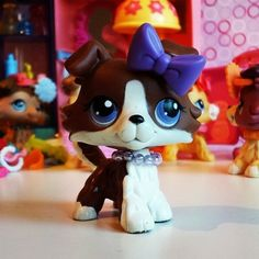 littlest pet shop collie