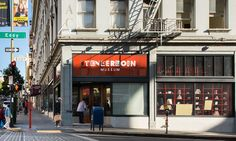 New Logo and Identity for Tenderloin Museum by Mucho