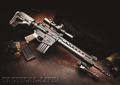 LaRue Tactical - Optimized Battle Rifle 7.62mm #gunsandtactics #gunlife #GunsDoNot #GunSelfie #gunsforhands #TheGunslinger #blueforcegear #gunsongunsonguns #9mm #weaponsdaily #gunsandcoffee