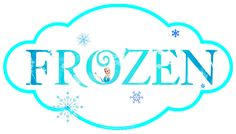 Free Frozen Fonts - Start your Frozen party planning with these fun and whimsical fonts, lots to choose from, all free and easy to download.                                                                                                                                                                                 More