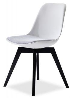 GRACE 9360-413+BESS 9347-024 (bílá,šedá,černá)   Jena nábytek