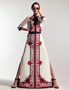 ALICE By Temperley Spring Summer 2013 #fashion