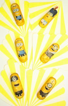 Have Fun With A DIY Twinkies Minions Decoration Kit! #TwinkieMinionSweeps #ad ⋆ Brite and Bubbly