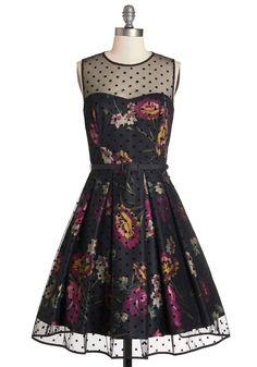Leave Them Breathless Dress in Jewel, @ModCloth