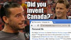 Well, I'll be damned    #wrestling #wwe #raw #cm #punk #chris #jericho