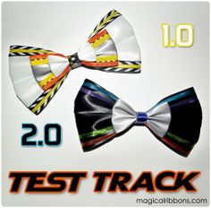 Test Track Bows