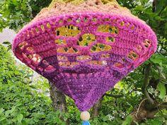 Lindevrouwsweb: Kroonluchter Norah haken Crochet Lamp, Hand Fan, Captain Hat, Chandelier, Hearts, Tejidos, Blue Prints, Screens, Ornaments