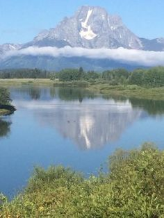Oxbow Bend Turnout, Grand Teton National Park, Grand Teton National Park