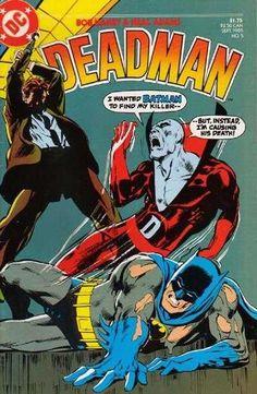 Deadman #5 - The Call From Beyond September 1985 Reprints of the original Deadman stories.