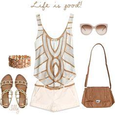 fashion clothes combine