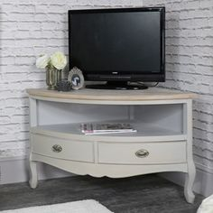 Albi Range Corner Tv Unit