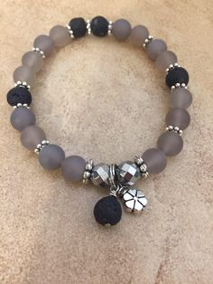 A personal favorite from my Etsy shop https://www.etsy.com/listing/549311651/diffuser-bracelet-essential-oil-lava