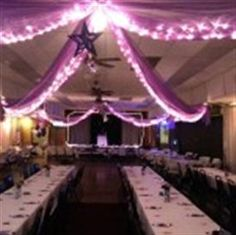 we have a hall for rent holds 185 people great for wedding receptions birthdays. and more free parking, full bar raised stage dancefloor. los angeles area