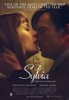 'Sylvia', 2003 - Starring Gwyneth Paltrow & Daniel Craig - fabulous 1950s & 60s costumes designed by Sandy Powell.