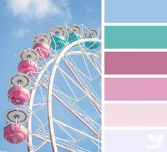 Likes, 14 Comments - Design Seeds® Design Seeds, Colour Pallette, Colour Schemes, Color Combos, Color Studies, World Of Color, Color Swatches, Color Card, Color Theory