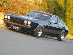 Awesome Capri is awesome. Good Drive, American Auto, Ferdinand Porsche, Ford Lincoln Mercury, Ford Capri, Amazing Cars, Awesome, Mk1, Car Manufacturers